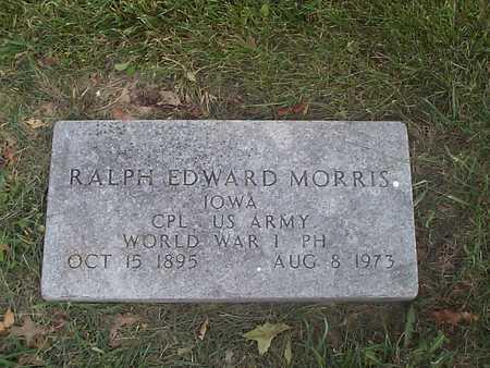 MORRIS, RALPH EDWARD - Pottawattamie County, Iowa | RALPH EDWARD MORRIS