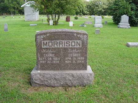 NICHOLS MORRISON, CANNIE(CANDACE) - Pottawattamie County, Iowa | CANNIE(CANDACE) NICHOLS MORRISON