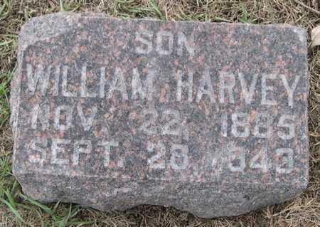 MORRISON, WILLIAM HARVEY - Pottawattamie County, Iowa | WILLIAM HARVEY MORRISON