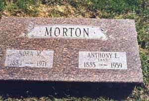MORTON, ELNORA M. - Pottawattamie County, Iowa | ELNORA M. MORTON