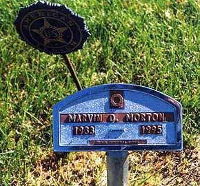 MORTON, MARVIN - Pottawattamie County, Iowa | MARVIN MORTON