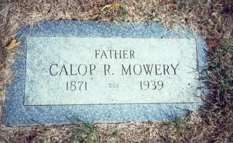 MOWERY, CALOP R. - Pottawattamie County, Iowa | CALOP R. MOWERY