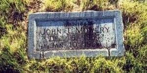 MOWERY, JOHN T. - Pottawattamie County, Iowa | JOHN T. MOWERY