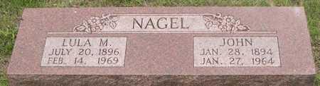 NAGEL, LULA M. - Pottawattamie County, Iowa | LULA M. NAGEL