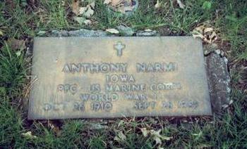 NARMI, ANTHONY - Pottawattamie County, Iowa | ANTHONY NARMI