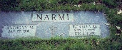 NARMI, DONELLA M. - Pottawattamie County, Iowa | DONELLA M. NARMI