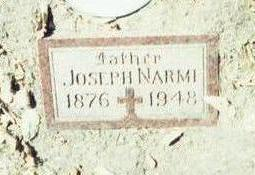 NARMI, JOSEPH - Pottawattamie County, Iowa   JOSEPH NARMI