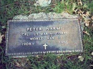 NARMI, PETER - Pottawattamie County, Iowa | PETER NARMI