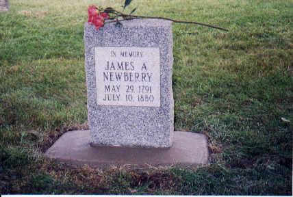 NEWBERRY, JAMES - Pottawattamie County, Iowa   JAMES NEWBERRY