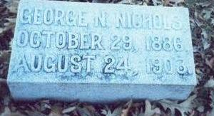 NICHOLS, GEORGE N - Pottawattamie County, Iowa | GEORGE N NICHOLS