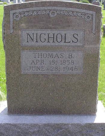 NICHOLS, THOMAS - Pottawattamie County, Iowa | THOMAS NICHOLS