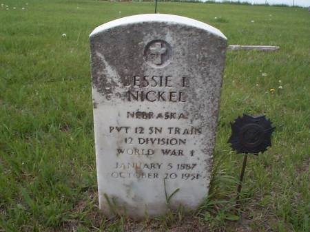 NICKEL, JESSIE L. - Pottawattamie County, Iowa | JESSIE L. NICKEL