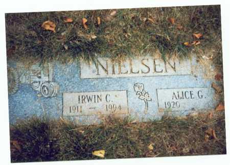 NIELSEN, IRWIN C. - Pottawattamie County, Iowa | IRWIN C. NIELSEN