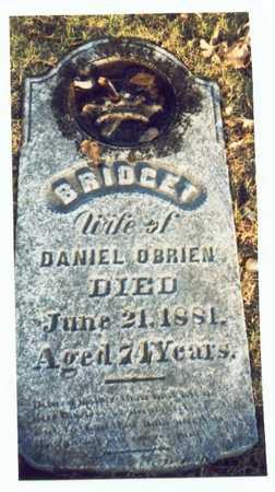 O'BRIEN, BRIDGET - Pottawattamie County, Iowa | BRIDGET O'BRIEN