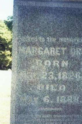 ORR, MARGARET - Pottawattamie County, Iowa | MARGARET ORR