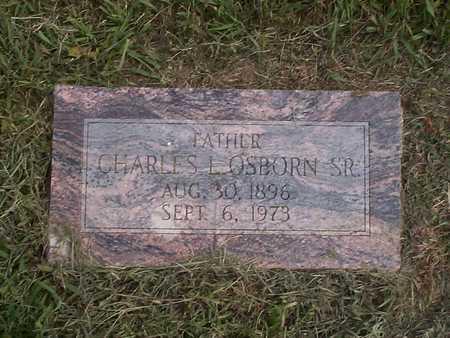 OSBORN, CHARLES L. SR. - Pottawattamie County, Iowa | CHARLES L. SR. OSBORN