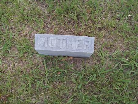 OSBORN, MARGRETTA EASTER - Pottawattamie County, Iowa | MARGRETTA EASTER OSBORN