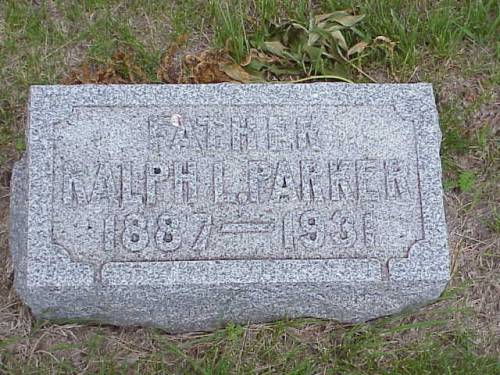 PARKER, RALPH L. - Pottawattamie County, Iowa | RALPH L. PARKER