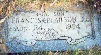 PEARSON, FRANCIS JR. - Pottawattamie County, Iowa | FRANCIS JR. PEARSON
