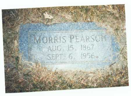 PEARSON, MORRIS - Pottawattamie County, Iowa | MORRIS PEARSON