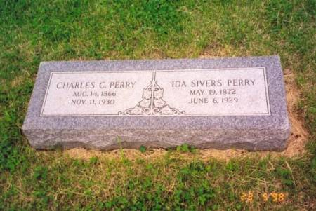 SIVERS PERRY, IDA - Pottawattamie County, Iowa | IDA SIVERS PERRY