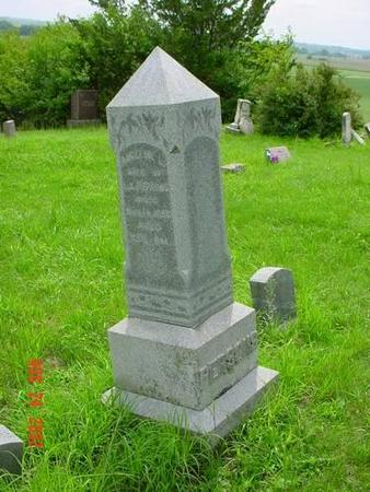 PERSONS, ANGELINE L. & BETSEY B. - Pottawattamie County, Iowa | ANGELINE L. & BETSEY B. PERSONS