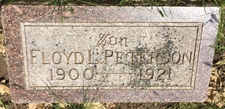 PETERSON, FLOYD L - Pottawattamie County, Iowa | FLOYD L PETERSON