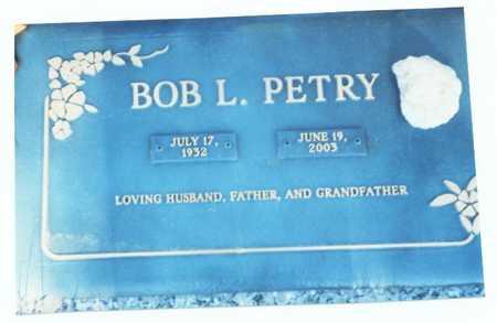 PETRY, BOB L. - Pottawattamie County, Iowa   BOB L. PETRY