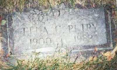 PETRY, ELLA C. - Pottawattamie County, Iowa | ELLA C. PETRY