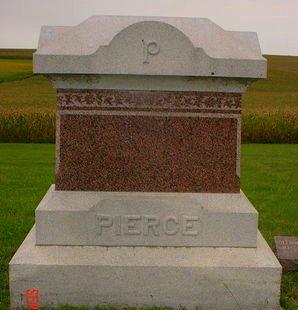 PIERCE, OTTO W - Pottawattamie County, Iowa | OTTO W PIERCE