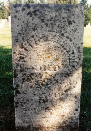 PIERSON, JOSEPH - Pottawattamie County, Iowa | JOSEPH PIERSON