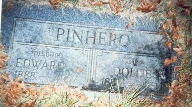 PINHERO, EDWARD JESSIE - Pottawattamie County, Iowa | EDWARD JESSIE PINHERO