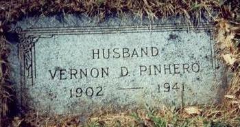 PINHERO, VERNON DEAN SR. - Pottawattamie County, Iowa | VERNON DEAN SR. PINHERO