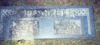 PLUNKET, CASPER A. - Pottawattamie County, Iowa | CASPER A. PLUNKET