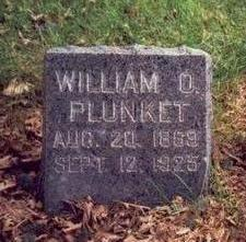 PLUNKET, WILLIAM OSCAR - Pottawattamie County, Iowa | WILLIAM OSCAR PLUNKET