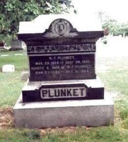 PLUNKET, WILLIAM F. - Pottawattamie County, Iowa | WILLIAM F. PLUNKET