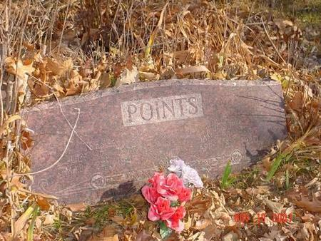 POINTS, TRESSA & JOSEPH - Pottawattamie County, Iowa   TRESSA & JOSEPH POINTS