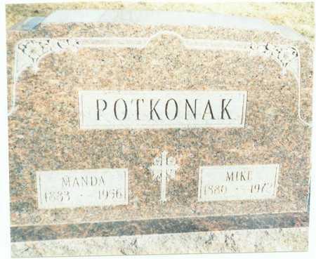 POTKONAK, MANDA - Pottawattamie County, Iowa   MANDA POTKONAK