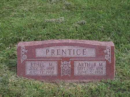 PRENTICE, ETHEL M. - Pottawattamie County, Iowa | ETHEL M. PRENTICE