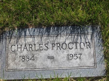 PROCTOR, CHARLES - Pottawattamie County, Iowa   CHARLES PROCTOR