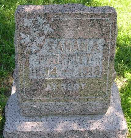 PROFFITT, SARAH A. - Pottawattamie County, Iowa | SARAH A. PROFFITT