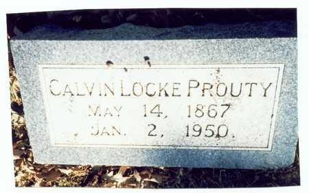 PROUTY, CALVIN LOCKE - Pottawattamie County, Iowa | CALVIN LOCKE PROUTY