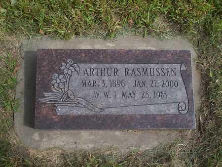 RASMUSSEN, ARTHUR - Pottawattamie County, Iowa | ARTHUR RASMUSSEN