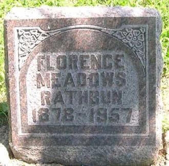 MEADOWS RATHBUN, FLORENCE - Pottawattamie County, Iowa | FLORENCE MEADOWS RATHBUN