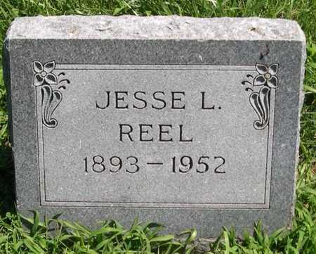 REEL, JESSE L. - Pottawattamie County, Iowa | JESSE L. REEL