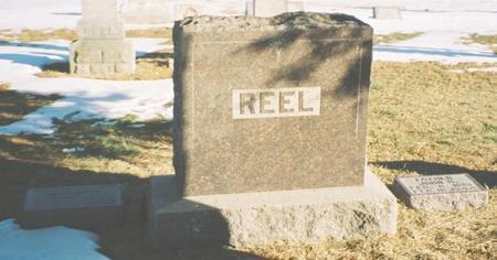REEL, ALICE A - Pottawattamie County, Iowa | ALICE A REEL