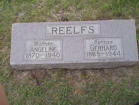 REELFS, ANGELINE - Pottawattamie County, Iowa | ANGELINE REELFS