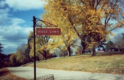 RIDGELAWN, SIGN - Pottawattamie County, Iowa | SIGN RIDGELAWN