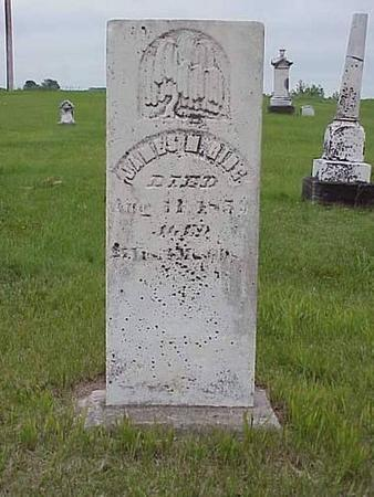 RING, JAMES M. - Pottawattamie County, Iowa   JAMES M. RING