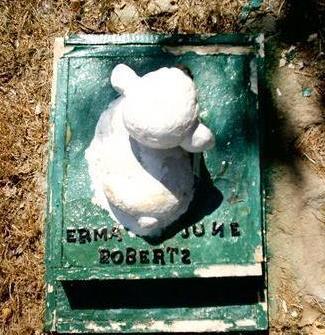 ROBERTS, ERMA JUNE - Pottawattamie County, Iowa   ERMA JUNE ROBERTS
